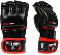 DBX BUSHIDO Rękawice Treningowe MMA czarne r. L/XL (ARM-2014A)