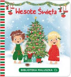 Biblioteka Maluszka. Wesołe Święta
