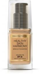 MAX FACTOR Healthy Skin Harmony Miracle Foundation SPF20 podkład do twarzy 75 Golden 30ml