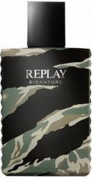 Replay Signature Man EDT 100ml