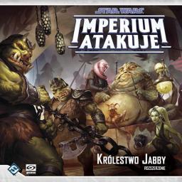 Galakta Star Wars: Imperium Atakuje - Królestwo Jabby (254094)