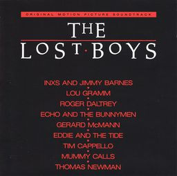 The Lost Boys soundtrack (Straceni Chłopcy)
