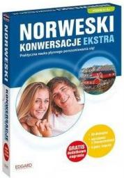 Norweski. Konwersacje Ekstra A1-A2 + CD