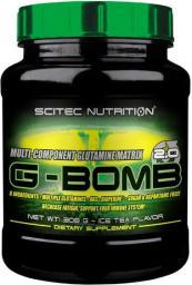 Scitec Nutrition G-Bomb 2.0  herb mrożona 308g