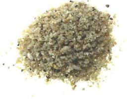 ZOOLOGIA Żwirek do akwarium kwarcowy nr2 2-4mm 2kg