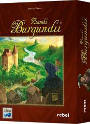 Rebel Gra planszowa Zamki Burgundii (104795)