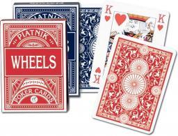 Piatnik Karty Wheels Poker (26639)
