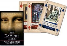 Piatnik Karty  - Kod Da Vinci (96954)