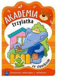Akademia trzylatka ze słonikiem