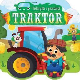 Historyjki o pojazdach Traktor - 262295