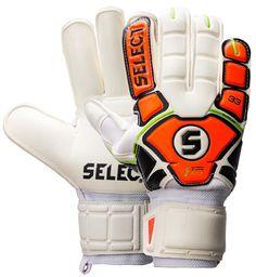 Select Rękawice bramkarskie Select 33 Allround białe r. 11 (6013307640)