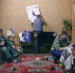 Zeus nie żyje CD