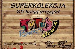 Tytus, Romek i A'Tomek kolekcja 25 ksiąg przygód - 261036