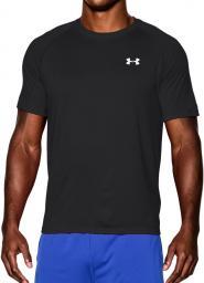 Under Armour Koszulka męska Tech Short Sleeve T-Shirt Black r. M (1228539001)