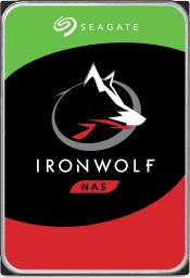 """Dysk serwerowy Seagate IronWolf 6TB 3.5"""" 7200 SATA III (ST6000VN0033)"""