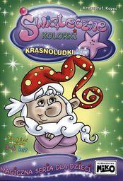Świąteczne kolorki Krasnoludki