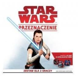 Galakta Star Wars: Przeznaczenie Starter 2-osobowy (254093)