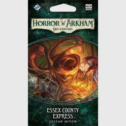 Galakta Horror w Arkham LCG: Essex County Express (260295)