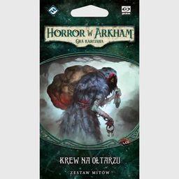 Galakta Horror w Arkham LCG: Bezwymiarowe i niewidzialne (260297)