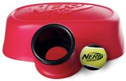 HAGEN Nerf Wyrzutnia Piłek Tenisowych-nożna
