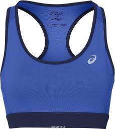 Asics Biustonosz sportowy damski Racebrack Blue/Purple r. S