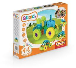 Engino Qboidz 4 in 1 multimodels - 264317