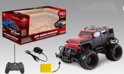 Norimpex Auto na radio Jeep off Road z szyberdachem (NO-1000520)