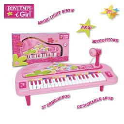 Dante Bontempi Girl Little piano (041-33534)