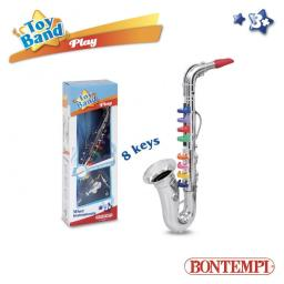 Dante Bontempi Play Saxophone 8 notes (041-14687)