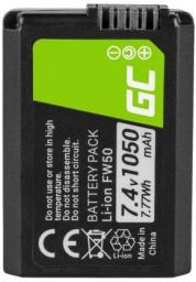 Akumulator Green Cell FW50 do Sony Alpha (CB59)