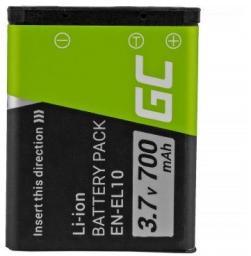 Akumulator Green Cell EN-EL10 do Nikon Coolpix (CB57)
