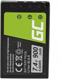 Akumulator Green Cell BLS-5 / BLS-50 do Olympus (CB47)