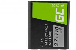 Akumulator Green Cell Li-50B do aparatów Olympus (CB32)
