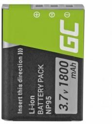 Akumulator Green Cell NP-95 do aparatów Fujifilm (CB50)