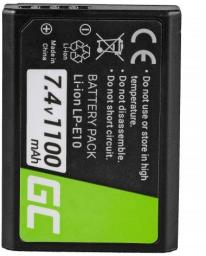 Akumulator Green Cell LP-E10 do Canon EOS (CB30)