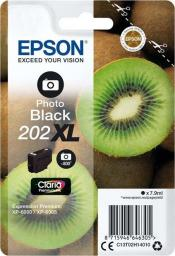 Epson Tusz 202XL Photo Black (C13T02H14020)