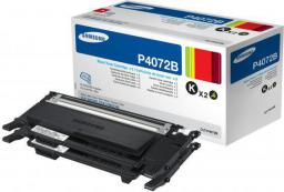 HP Oryginalny zestaw dwóch tonerów CLT-P4072B, czarne (SU381A)