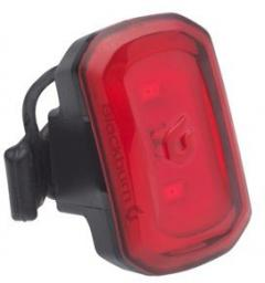 BLACKBURN Lampka tylna CLICK USB 20 lumenów czarne pudełko 8szt  (BBN-7074637)