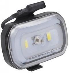 BLACKBURN Lampka przednia BLACKBURN CLICK USB 60 lumenów czarna pudełko 8szt - BBN-7074638