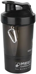 Olimp Shaker Smart Black Label 400ml (S271663)