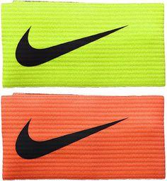Nike Opaska kapitańska senior żółty senior