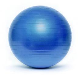 SMJ sport  Piłka gimnastyczna GB-S1105  55cm niebieska