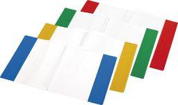 Panta Plast Okładka na zeszyt A5 PVC MIX (10szt) (195928)