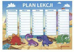 Panta Plast Elektrostatyczny plan lekcji (235781)