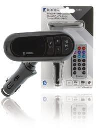 Transmiter FM Valueline transmiter FM Audio Bluetooth (CSBTFMTRANS100)