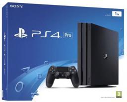 Konsola Sony PlayStation 4 PRO 1TB ( CUH-7216B) - RATY 10 x 0 %