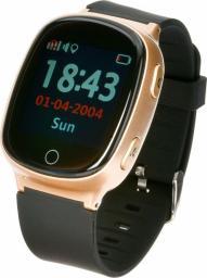 Smartwatch Garett Electronics GPS3 Złoty  (5906874848463)