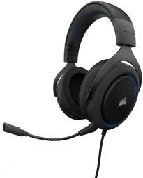 Słuchawki Corsair  HS50 Blue (CA-9011172-EU)