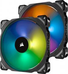 Corsair ML Pro RGB 140 Twin Fan Pack (CO-9050078-WW)