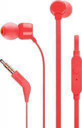 Słuchawki JBL T110 (T110RED)